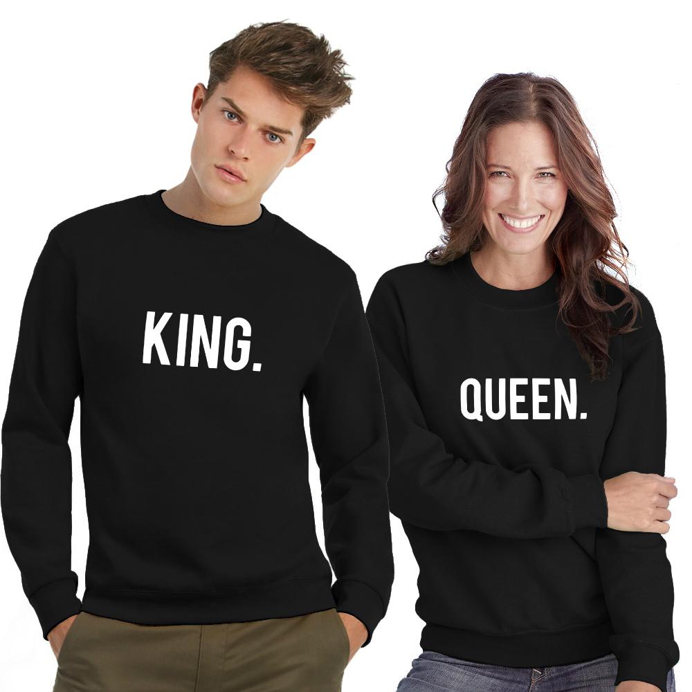 King & Queen Sweater 2019