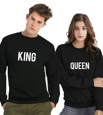 King Queen Trui Original
