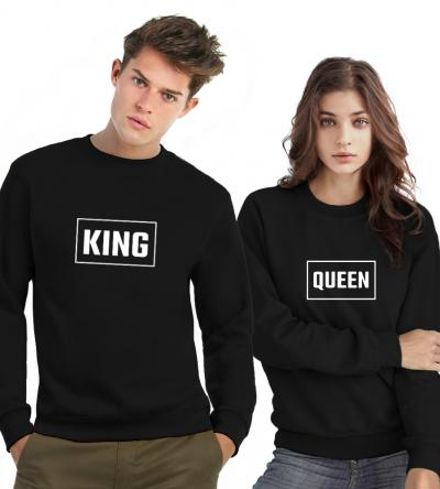 King Queen sweater trui box