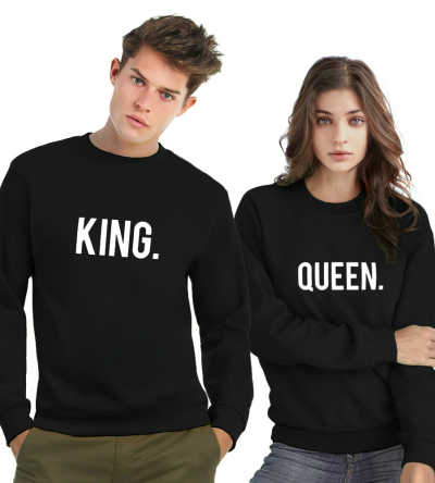 King Queen sweater trui origineel