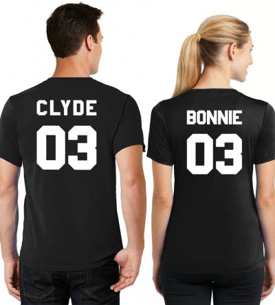 Bonnie & Clyde Shirts