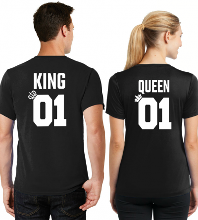 King 01 Queen 01 Shirt