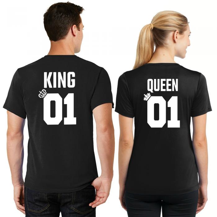 King 01 Queen 01 Shirt