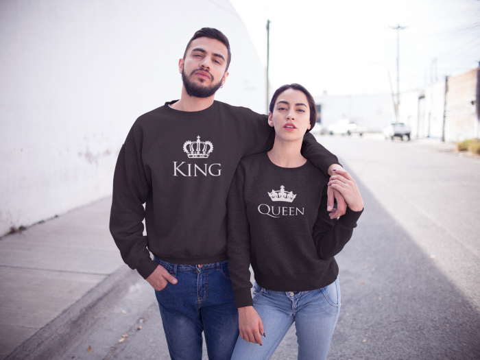 King Queen Sweaters kroon
