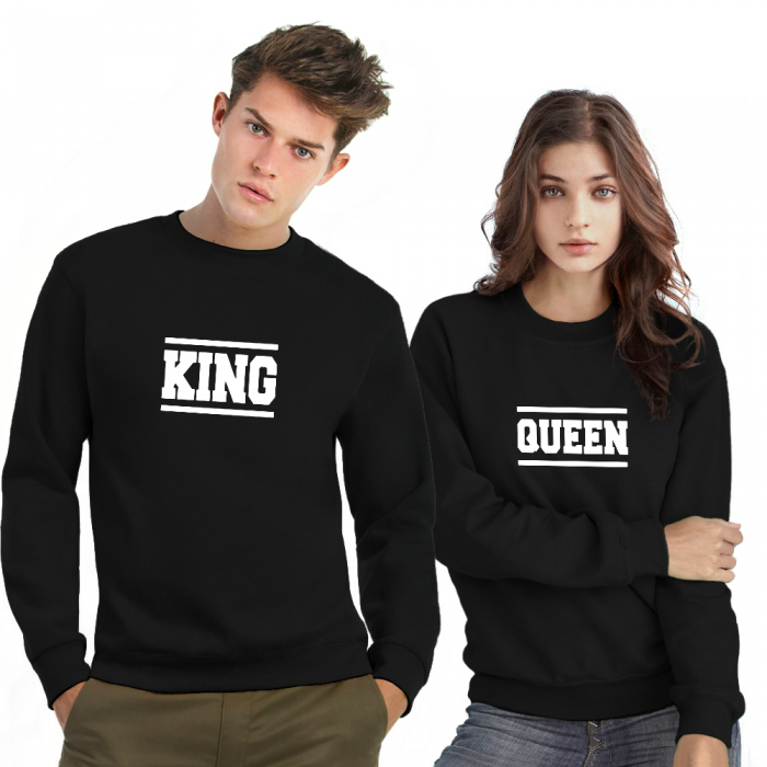 King Queen sweater trui stripes