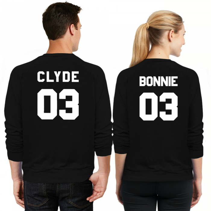 Bonnie 03 Clyde 03 sweater