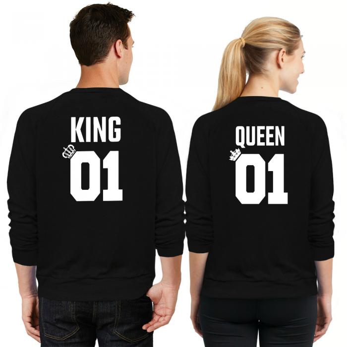 King 01 Queen 01 sweater