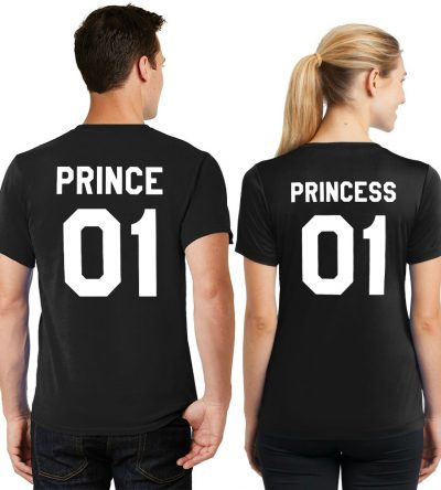 Prince Princess Shirts Adult