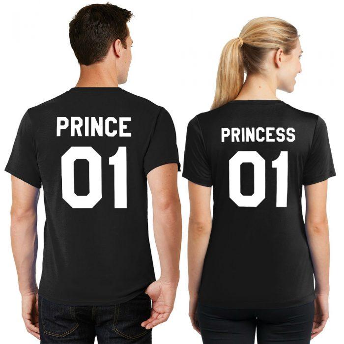 Prince Princess Shirts Adult